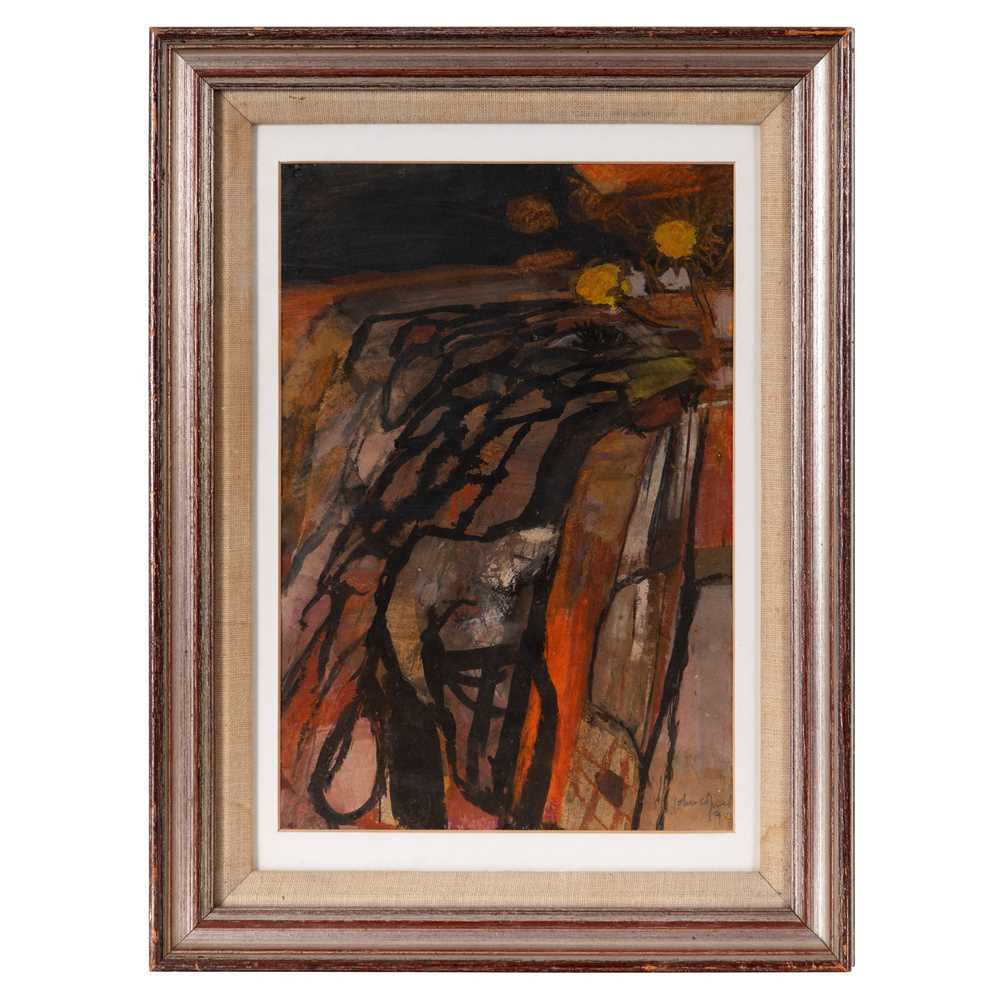 John Bainbridge Copnall (British 1928-2007) Spanish Landscape, circa 1959 - Image 2 of 3
