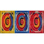 Sir Terry Frost R.A. (British 1915-2003) Spring Spirals, 1997