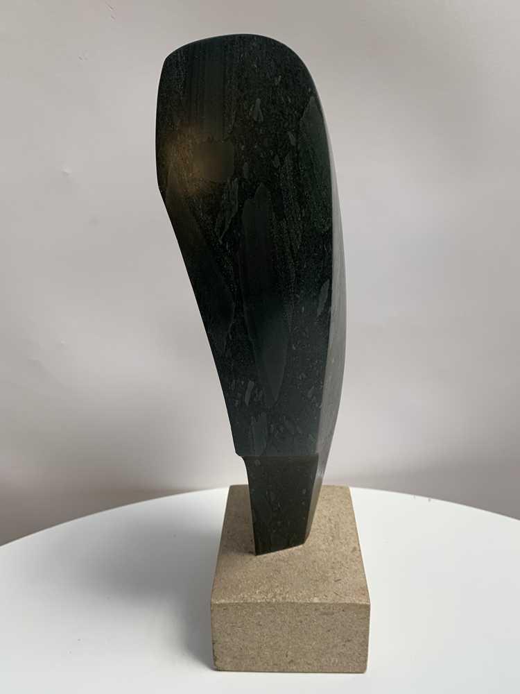 Denis Mitchell (British 1912-1993) Head, 1977 - Image 5 of 11