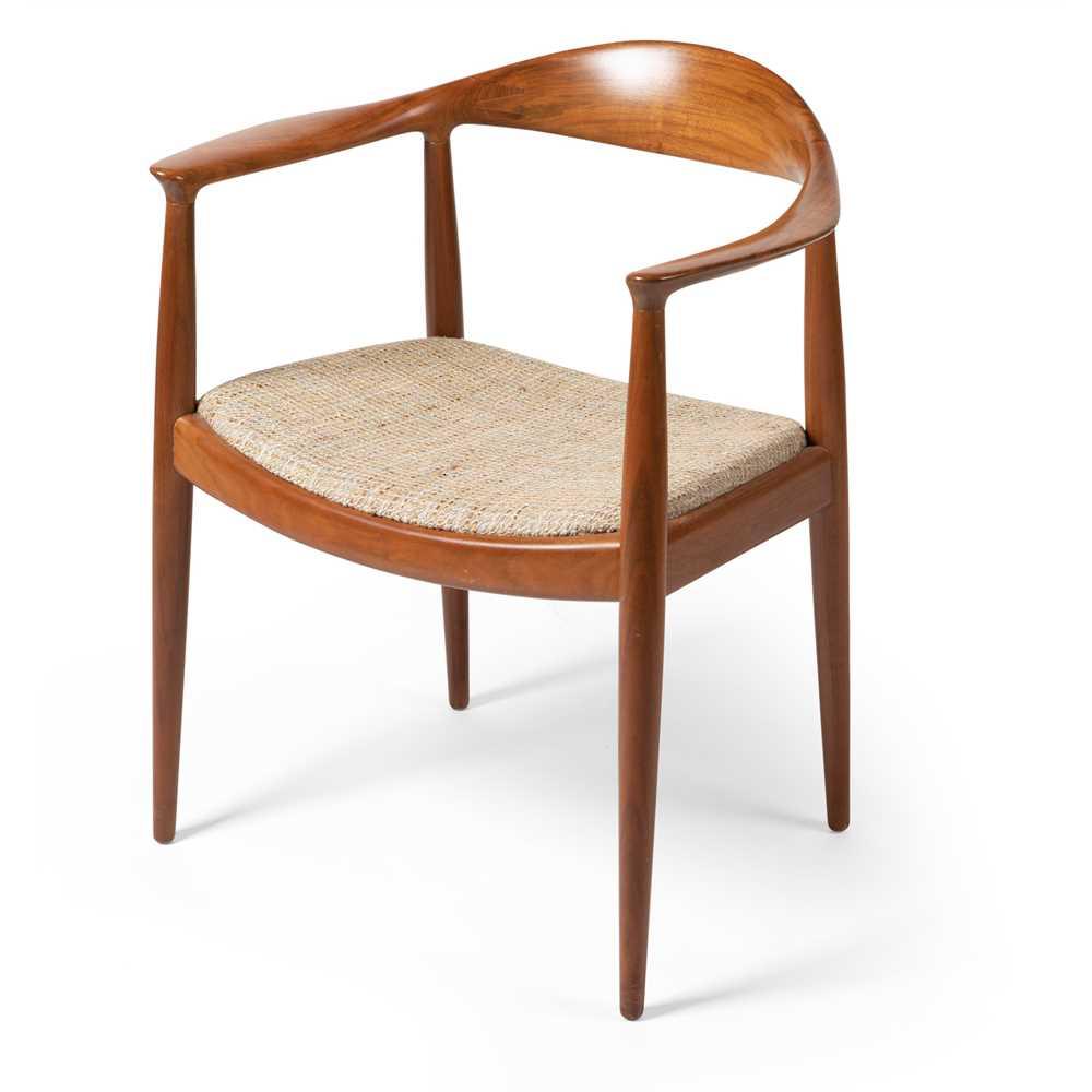 Hans Wegner (Danish 1914-2007) for Johannes Hansen The Chair
