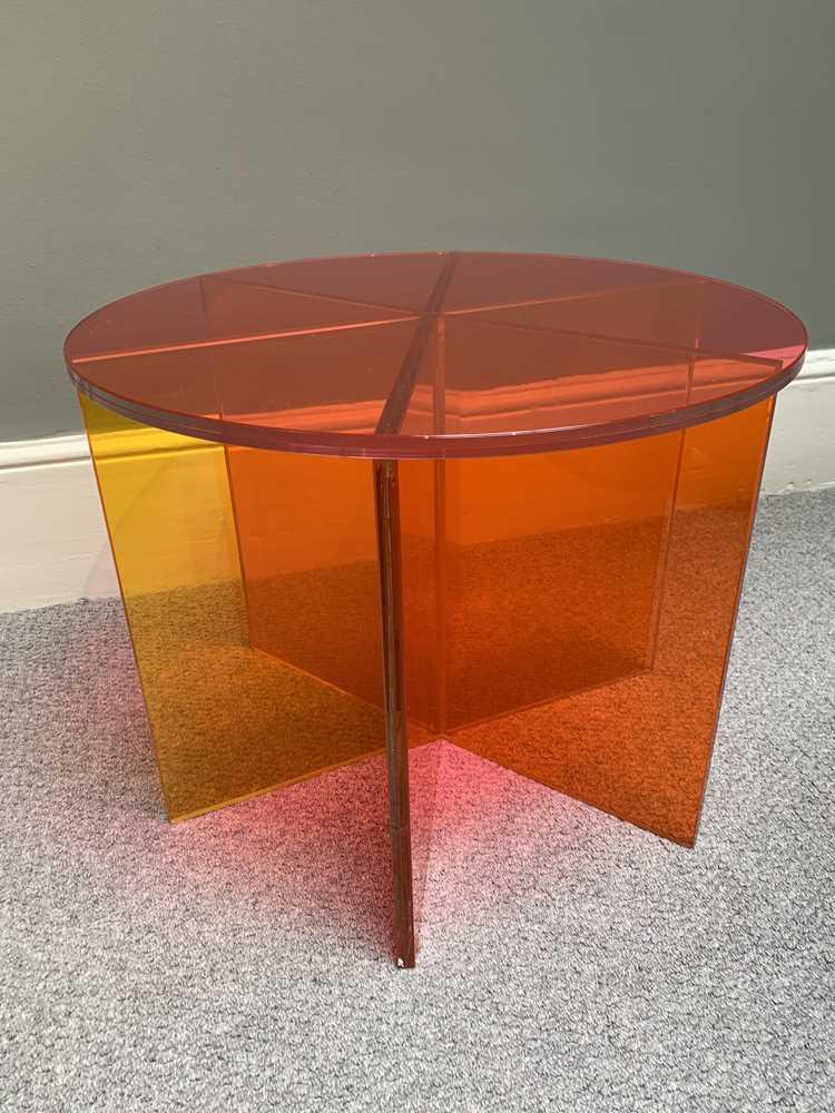 Johanna Grawunder (American 1961-) for Glas Italia XXX Low Table, designed 2009 - Image 2 of 9