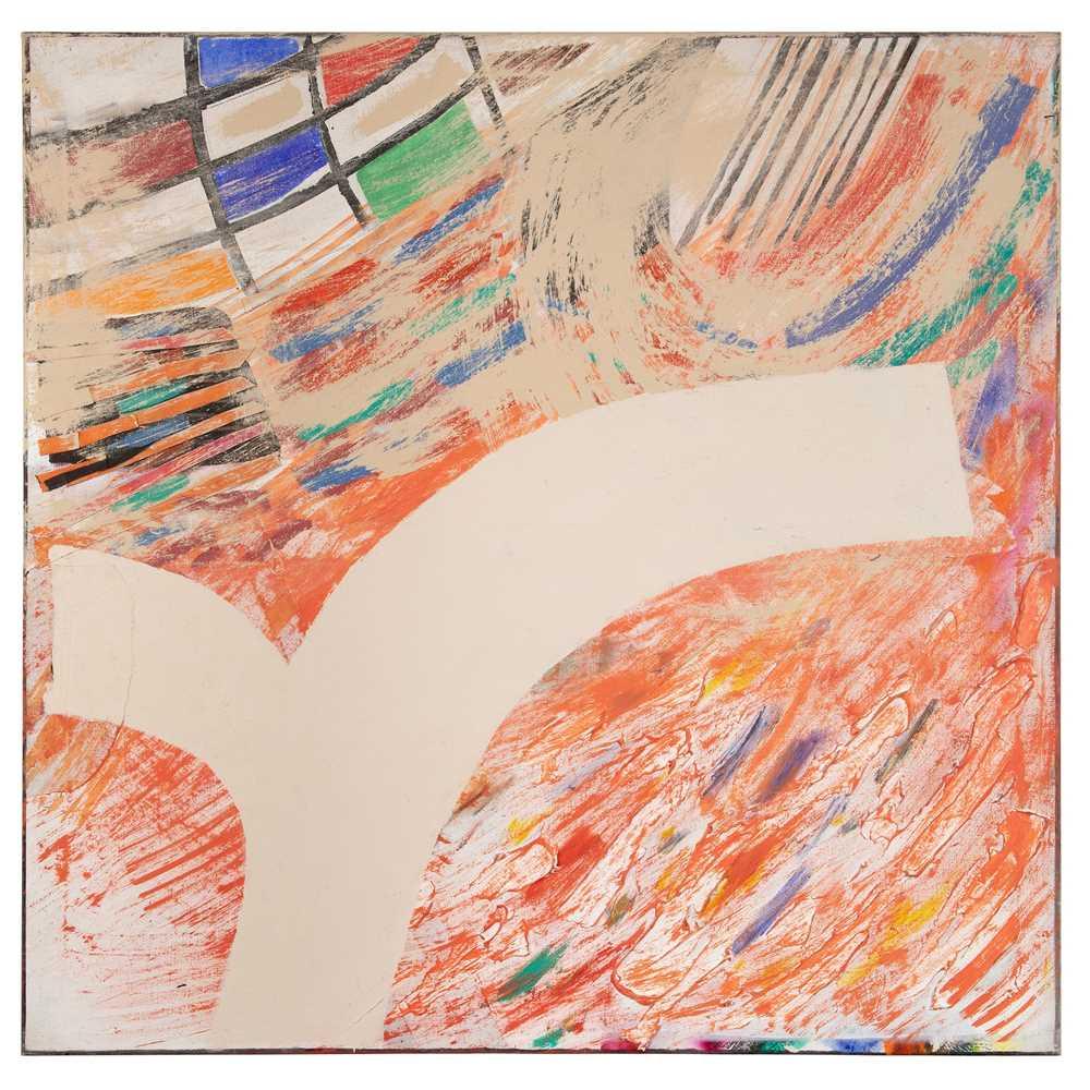 Sandra Blow R.A. (British 1925-2006) Iridescent Wave, 1990