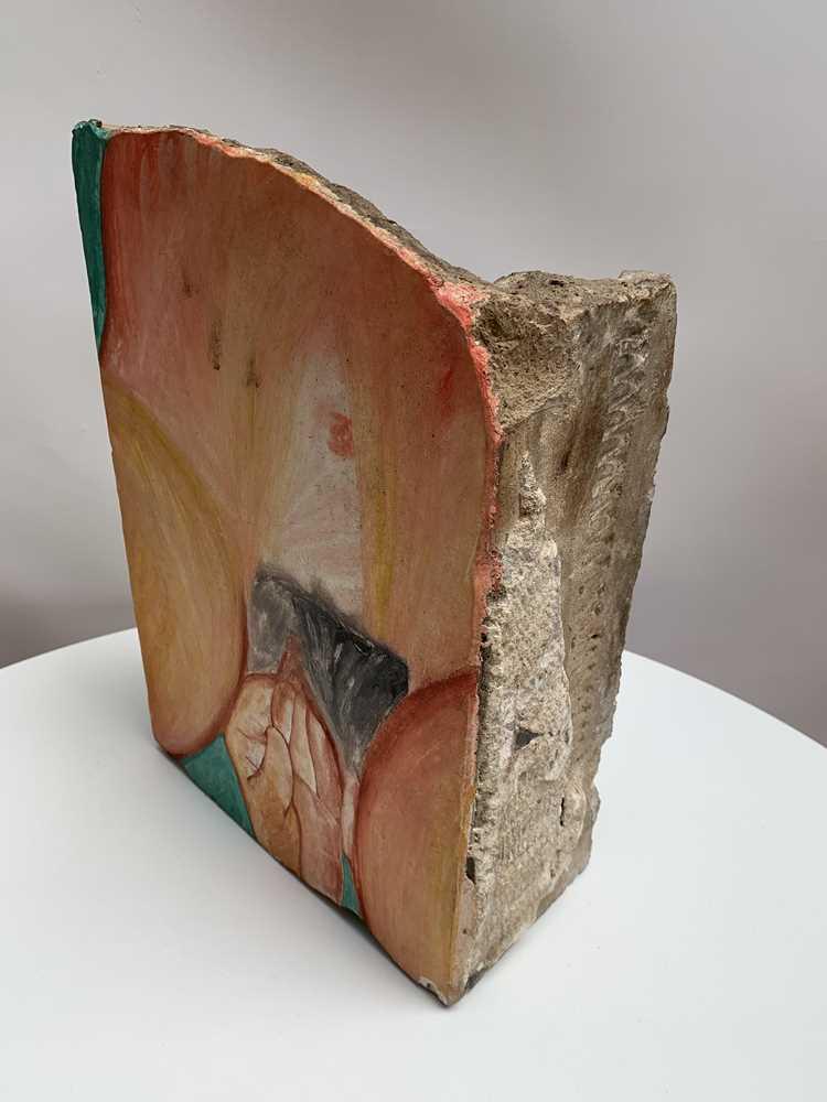 Francesco Clemente (Italian 1952-) Fragment, 1983 - Image 5 of 14