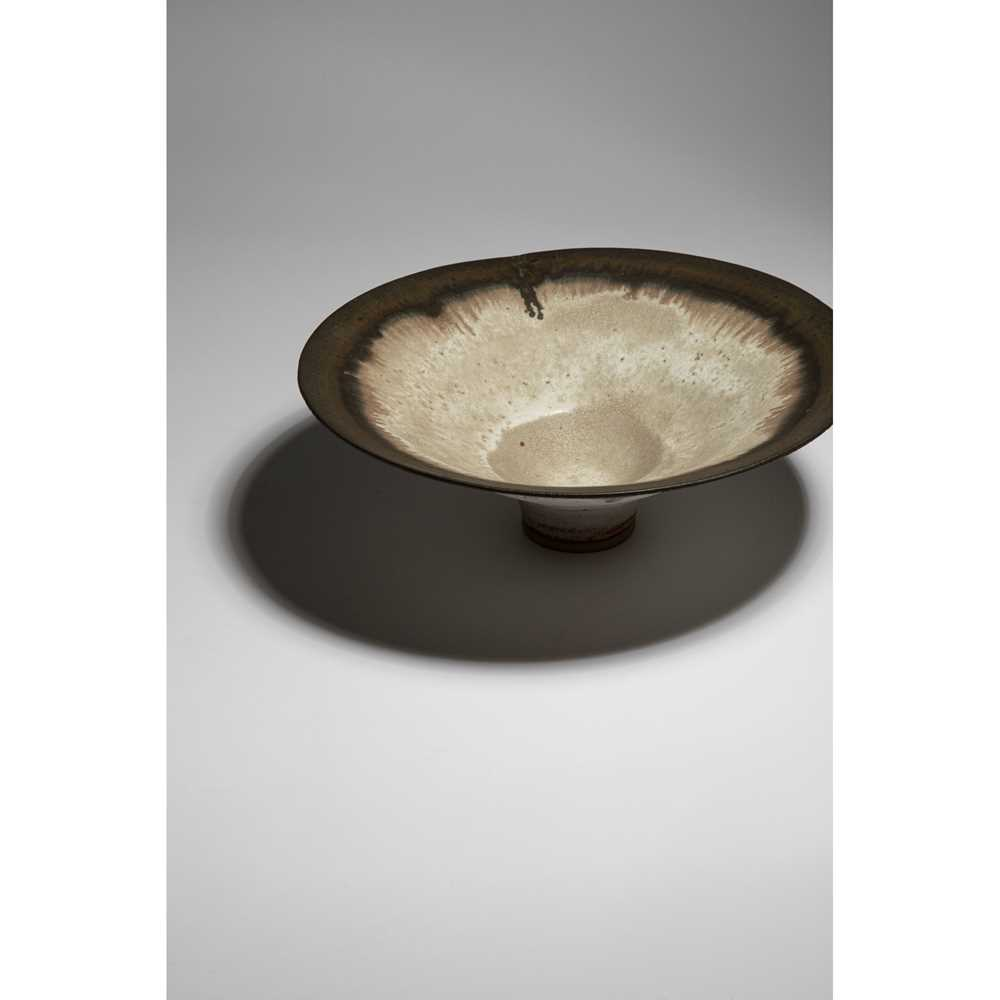 Dame Lucie Rie D.B.E. (British 1902-1995) Footed Bowl - Image 4 of 9