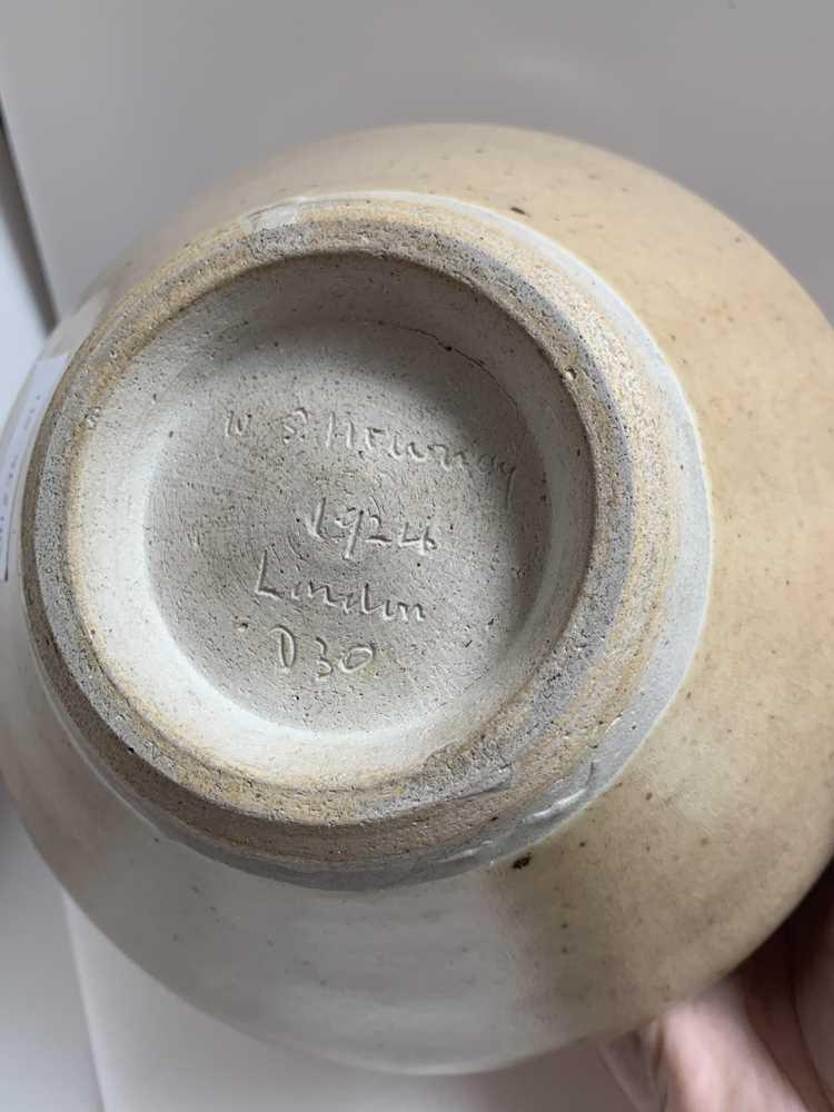 William Staite Murray (British 1881-1962) Vase, 1924 - Image 11 of 12