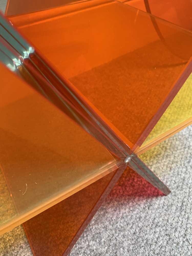 Johanna Grawunder (American 1961-) for Glas Italia XXX Low Table, designed 2009 - Image 3 of 9
