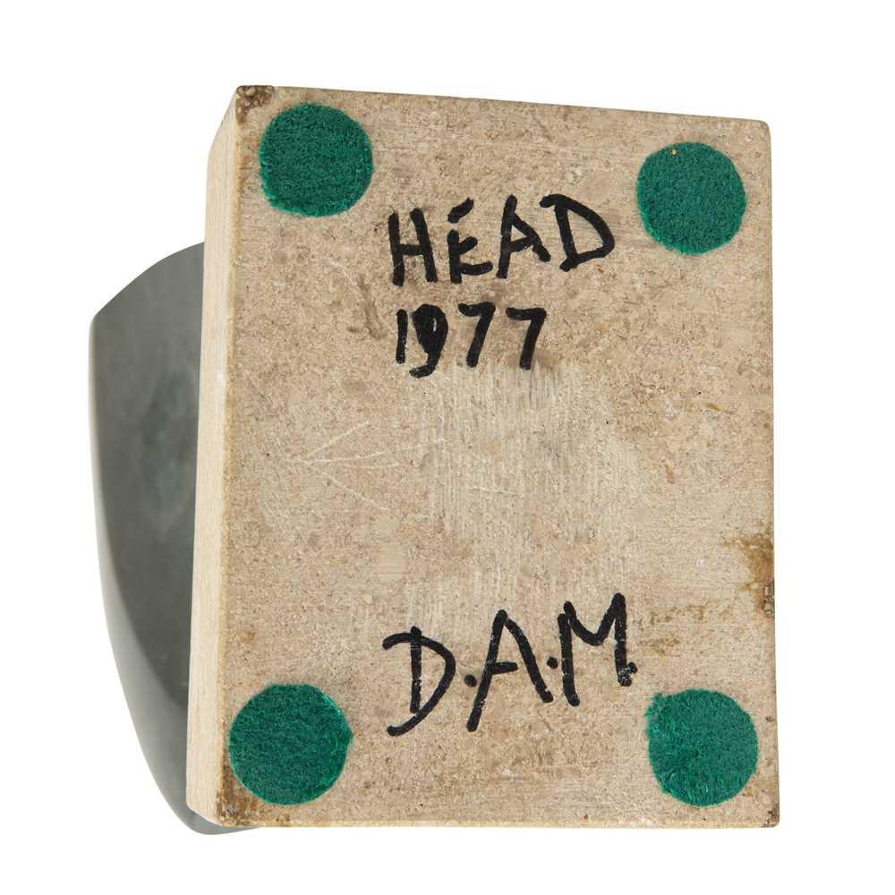Denis Mitchell (British 1912-1993) Head, 1977 - Image 4 of 11