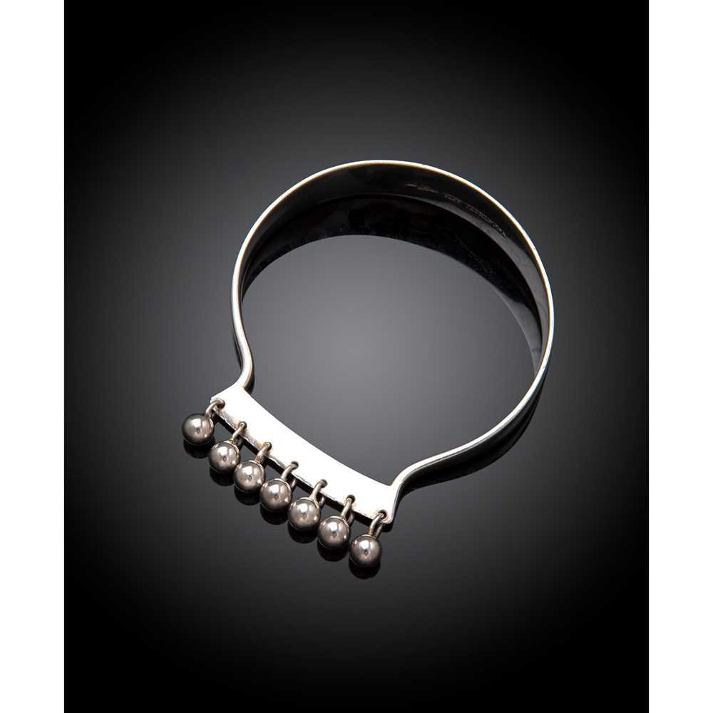 Hans Hansen (Danish 1884-1940) Bracelet, 1960s