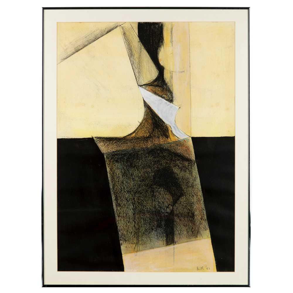 Adrian Heath (British 1920-1992) G 1983 - Image 2 of 3