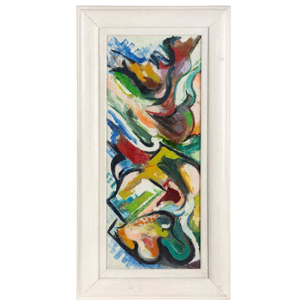 Edward Wolfe R.A. (South African/British 1897-1982) Abstract - Image 2 of 3