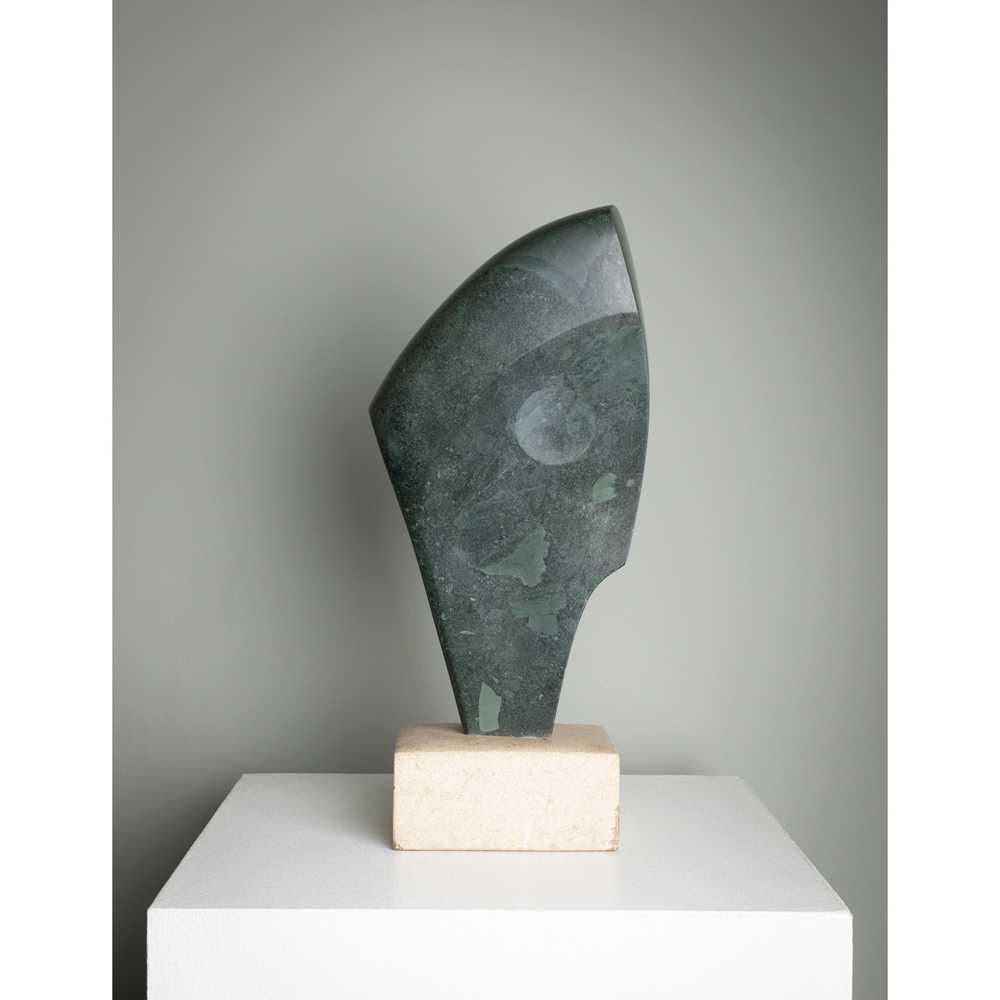 Denis Mitchell (British 1912-1993) Head, 1977 - Image 3 of 11