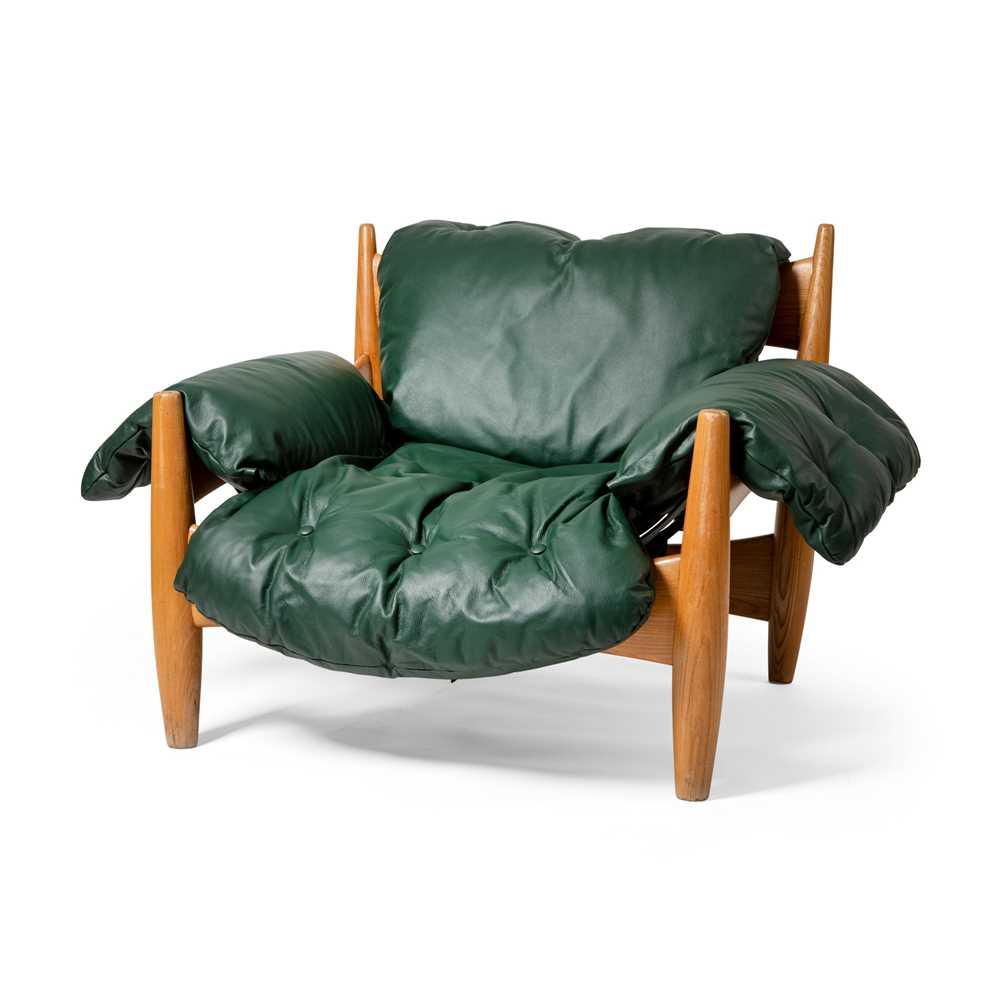 Sergio Rodrigues (Brazilian 1927-2014) 'Mole' Armchair, designed 1957