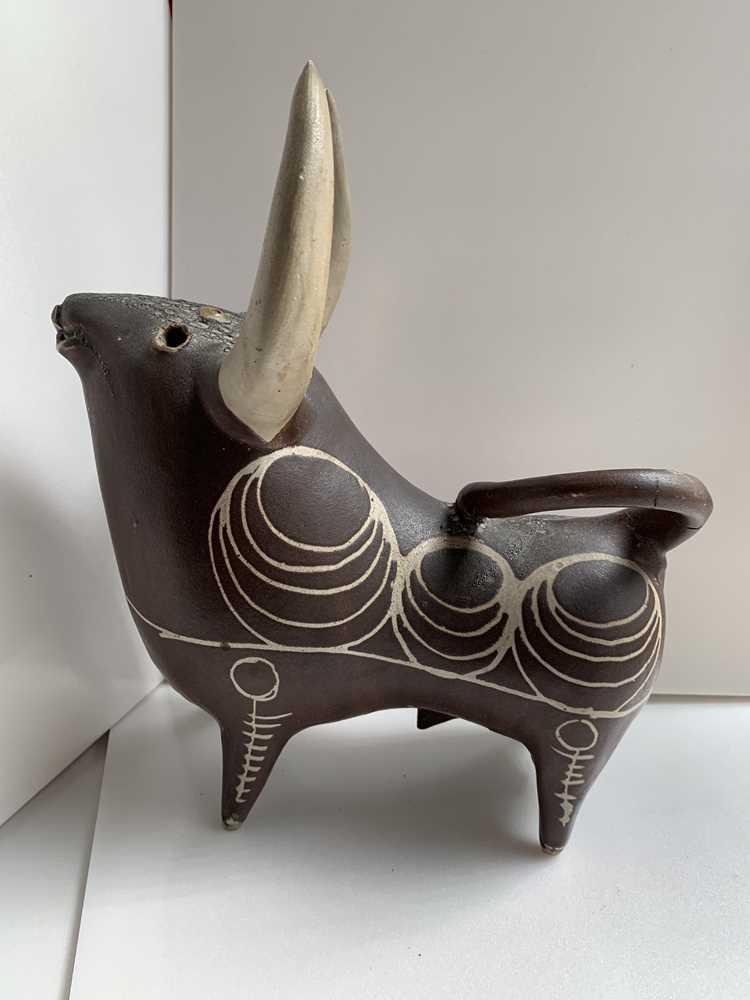 William Newland (British 1919-1998) Bull, 1958 - Image 10 of 12