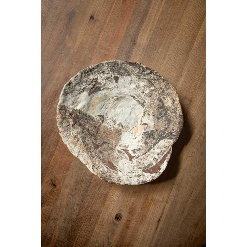 Ewen Henderson (British 1934-2000) Open Dish Form - Image 2 of 3