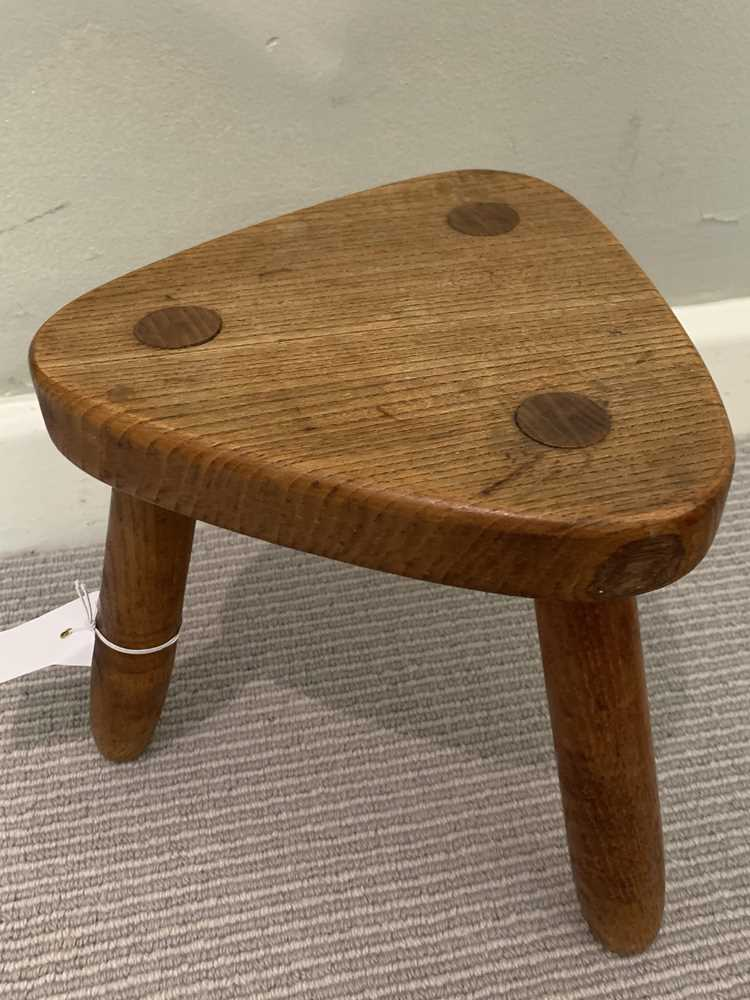 Robin Nance (British 1907-1990) of St Ives Pair of Stools - Image 5 of 10