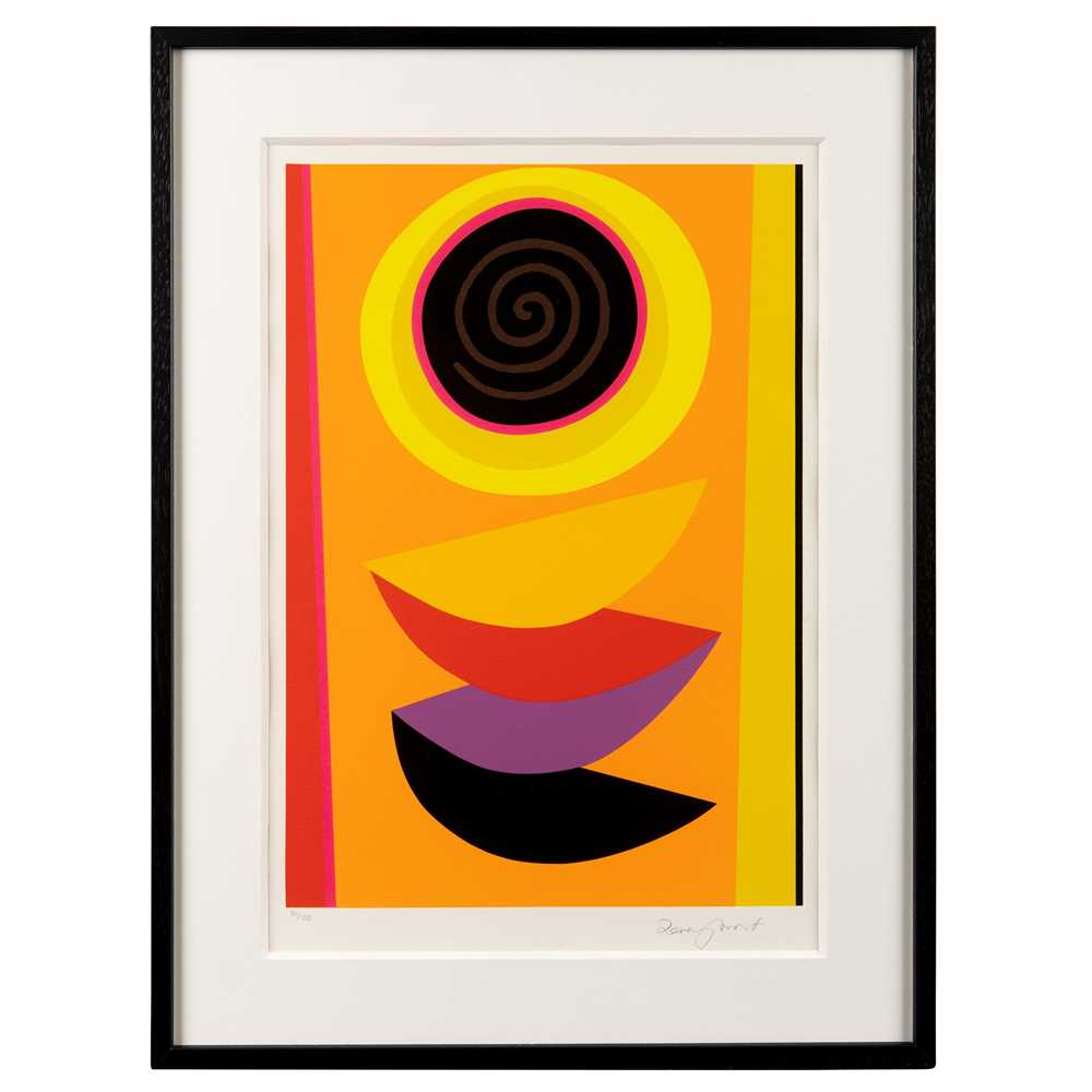 Sir Terry Frost R.A. (British 1915-2003) Spiral for Sun, 2001 (Kemp 217) - Image 2 of 3