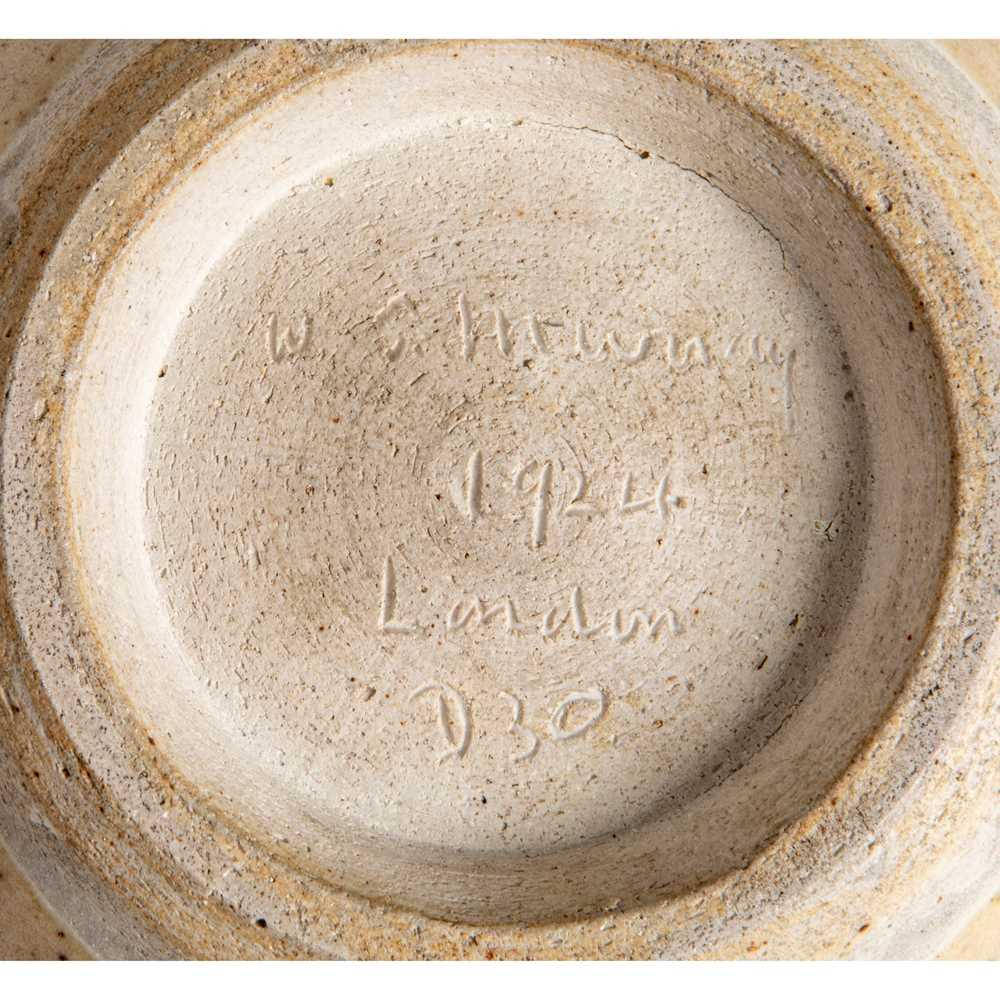 William Staite Murray (British 1881-1962) Vase, 1924 - Image 2 of 12