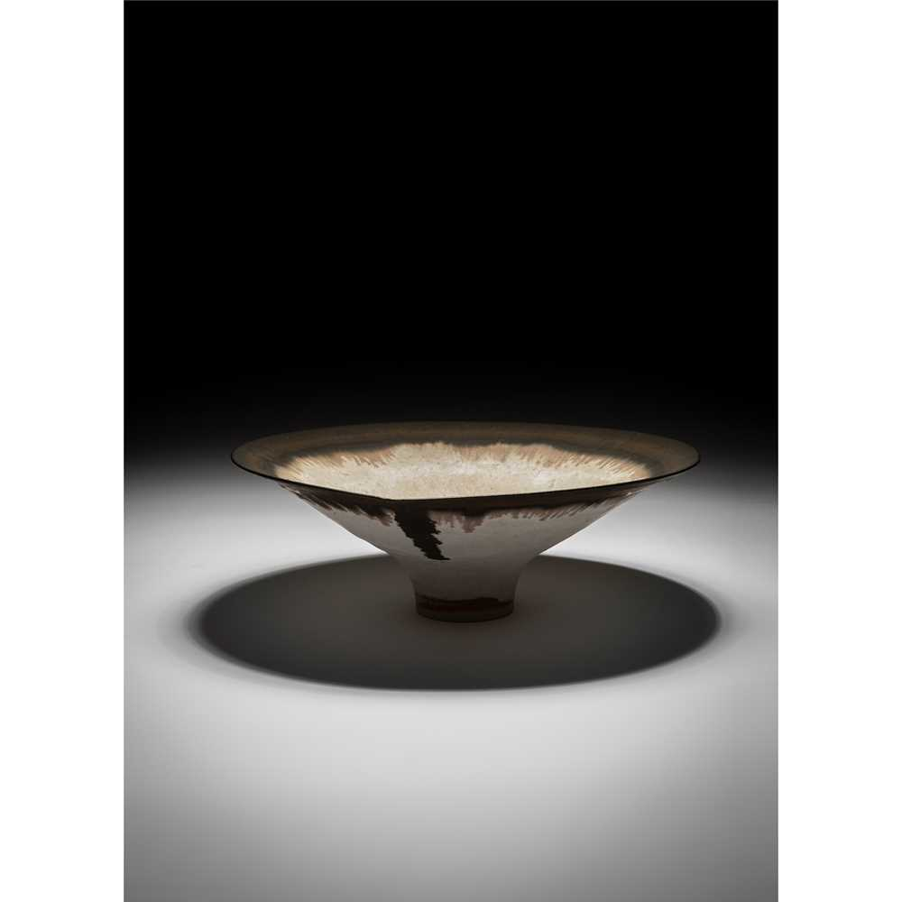 Dame Lucie Rie D.B.E. (British 1902-1995) Footed Bowl - Image 6 of 9