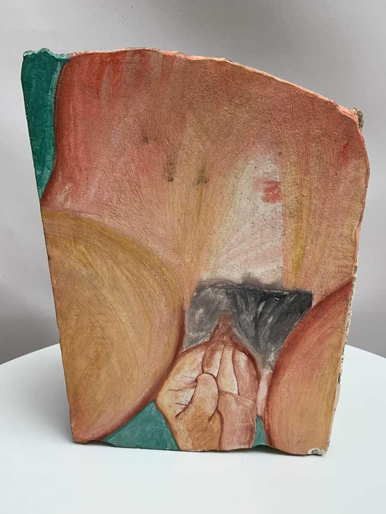 Francesco Clemente (Italian 1952-) Fragment, 1983 - Image 4 of 14