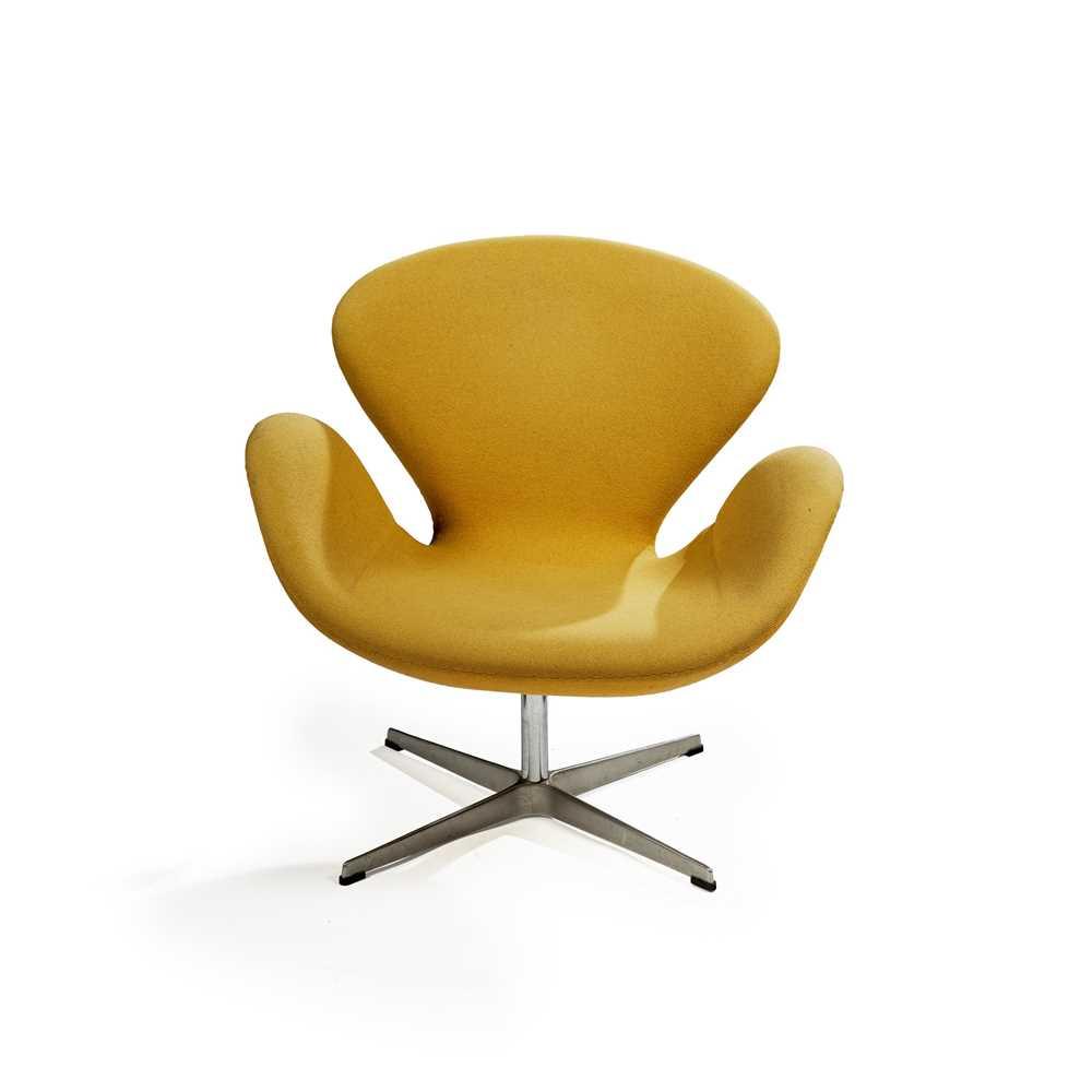 Arne Jacobsen (Danish 1902-1971) for Fritz Hansen Swan Chair, designed 1958
