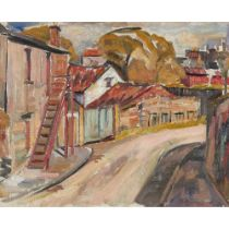 Wilhelmina Barns-Graham C.B.E. (British 1912-2004) The Road, circa 1936