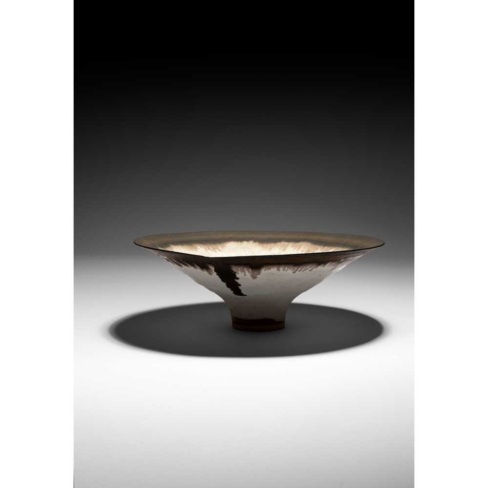 Dame Lucie Rie D.B.E. (British 1902-1995) Footed Bowl - Image 9 of 9