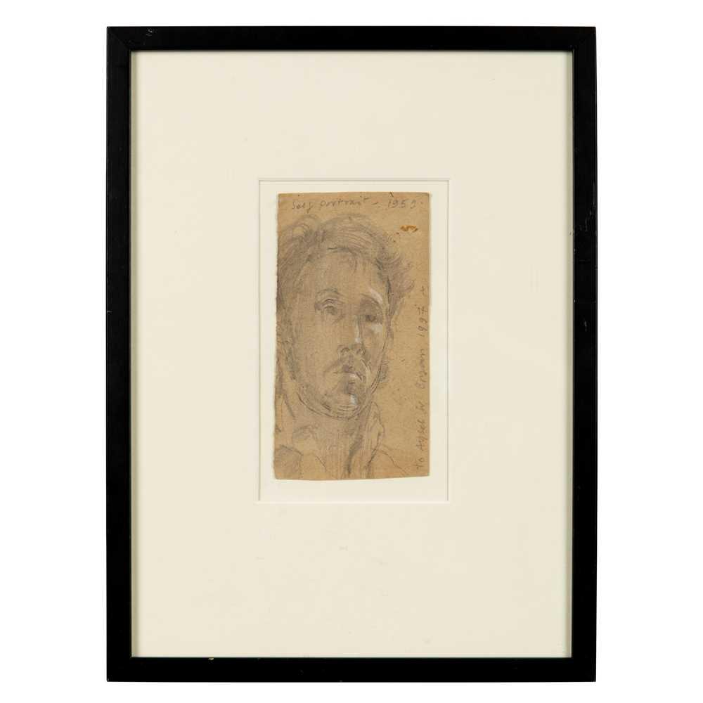 Bryan Ingham (British 1936-1997) Self Portrait, 1959 - Image 2 of 3