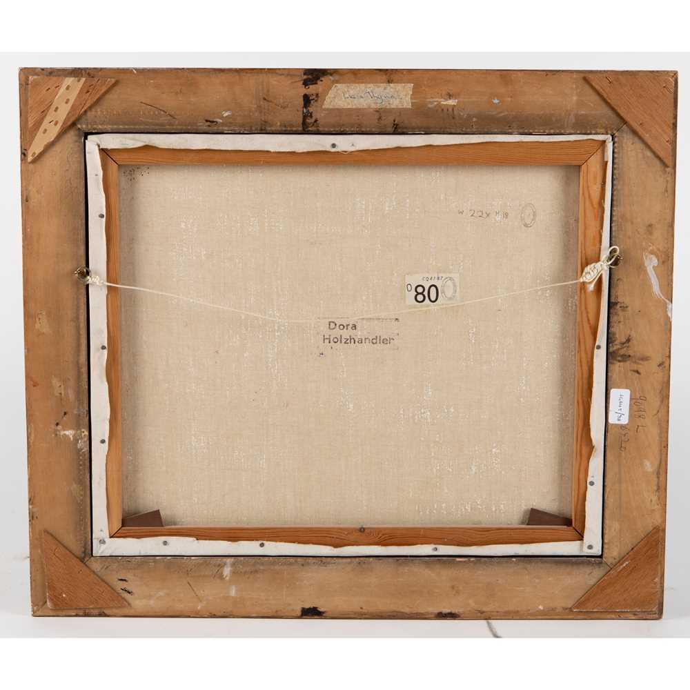 Dora Holzhandler (British 1928-2015) Lovers, 1985 - Image 3 of 3