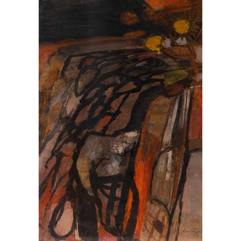 John Bainbridge Copnall (British 1928-2007) Spanish Landscape, circa 1959