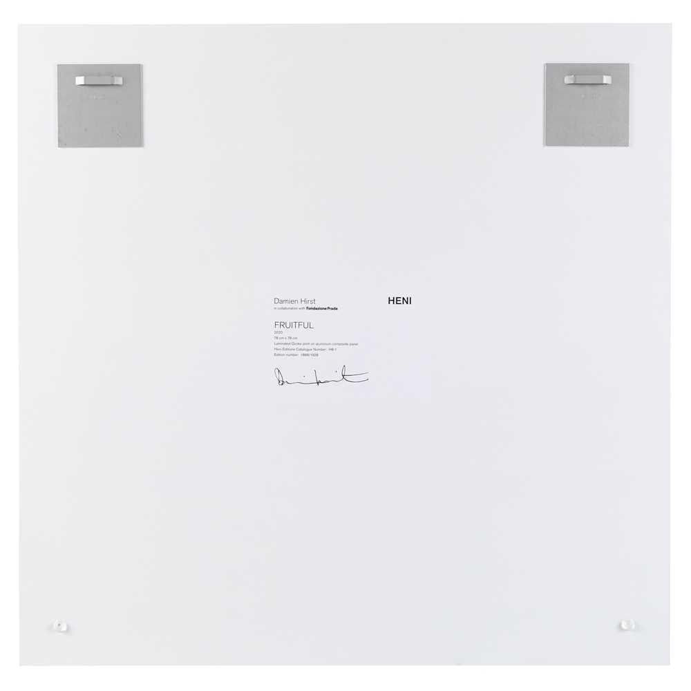 Damien Hirst (British 1965-) Fruitful (Large), 2020 - Image 3 of 3