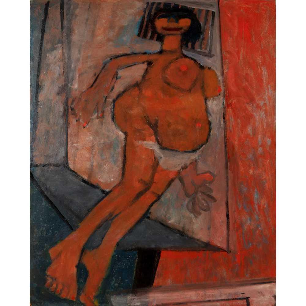John Melville (British 1902-1986) Contentment, circa 1955