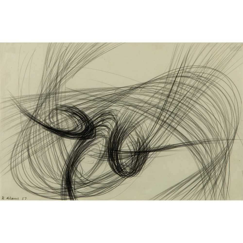 Robert Adams (British 1917-1984) Studies of Movement,1957