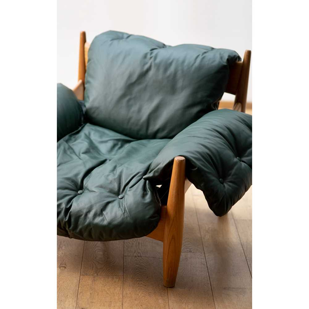 Sergio Rodrigues (Brazilian 1927-2014) 'Mole' Armchair, designed 1957 - Image 2 of 3