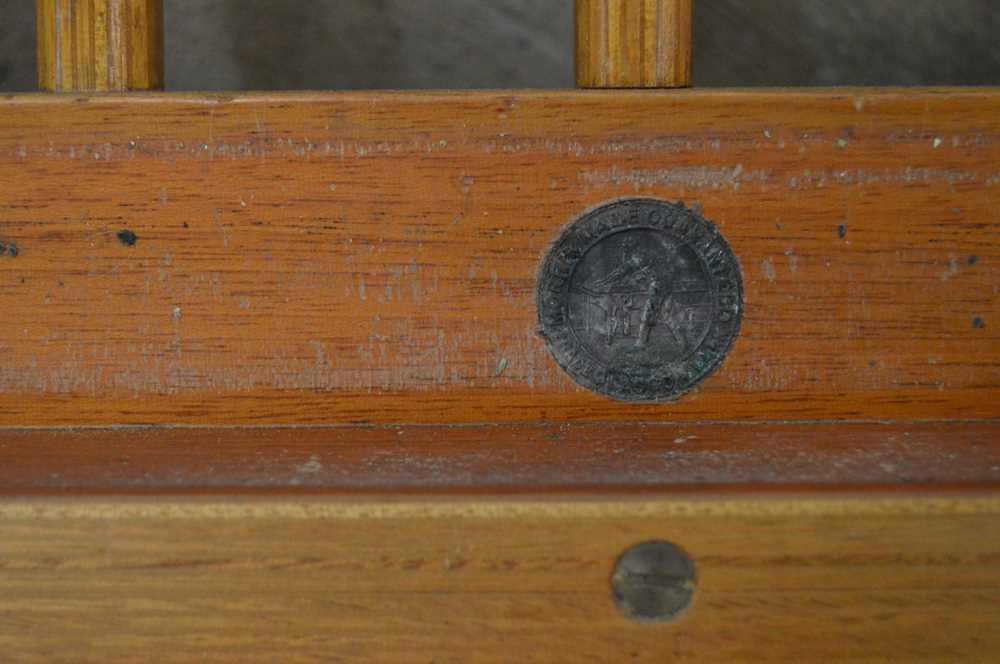 Sir Basil Spence O.M. O.B.E. R.A. (British 1907-1976) for H. Morris & Co., Glasgow 'Allegro' Armchai - Image 10 of 17