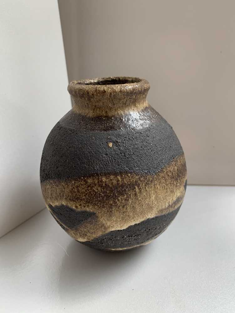 Janet Leach (American 1918-1997) at Leach Pottery Two Vases - Image 12 of 16