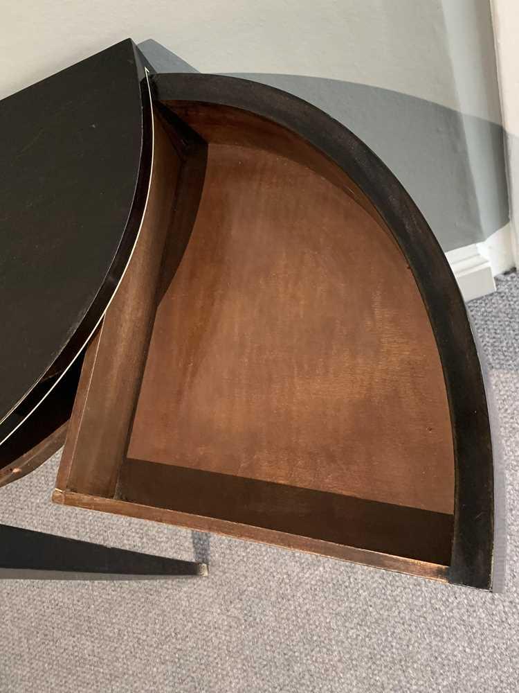 Gio Ponti (Italian 1891-1979) (attributed to) Pair of Pier Tables - Image 17 of 20