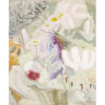 Ivon Hitchens (British 1893-1979) Spring Flowers, 1932