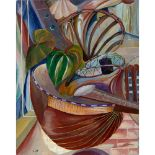 Edward Wolfe R.A. (South African/British 1897-1982) The Mandolin
