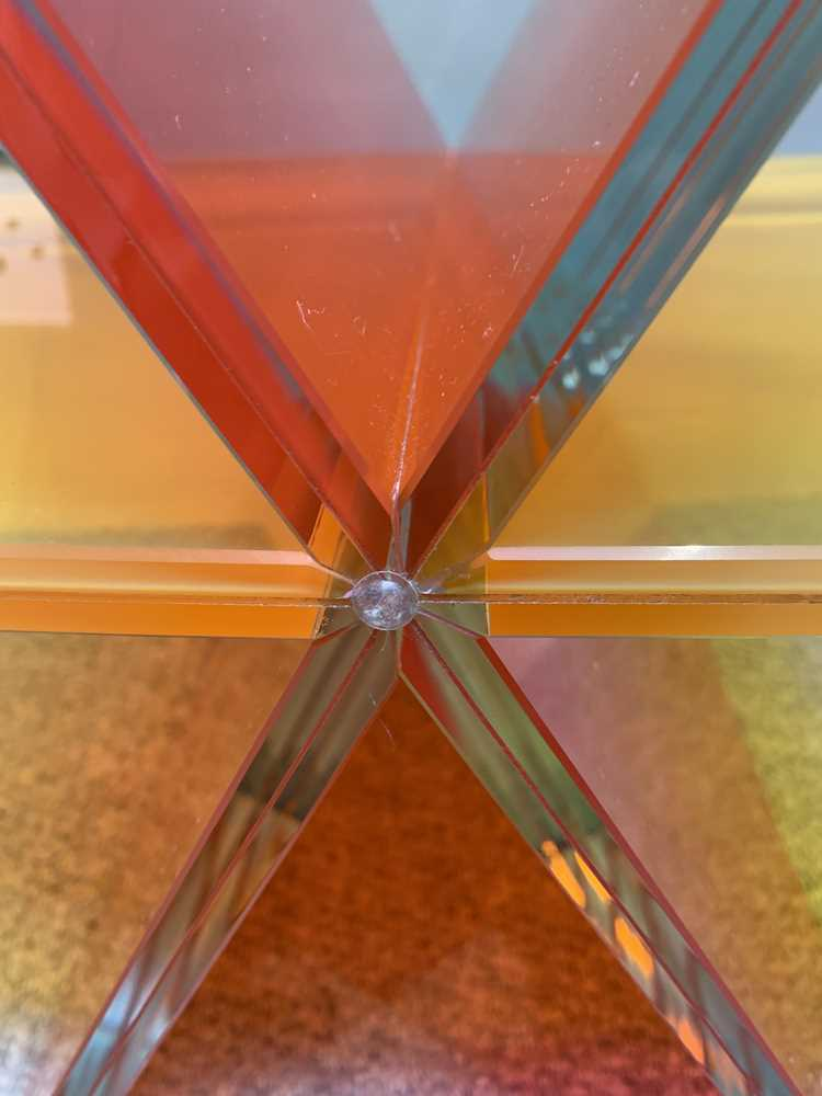 Johanna Grawunder (American 1961-) for Glas Italia XXX Low Table, designed 2009 - Image 8 of 9