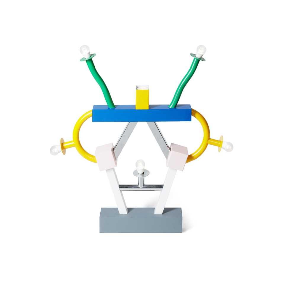 Ettore Sottsass (Italian 1917-2007) for Memphis 'Ashoka' Table Lamp, designed 1981