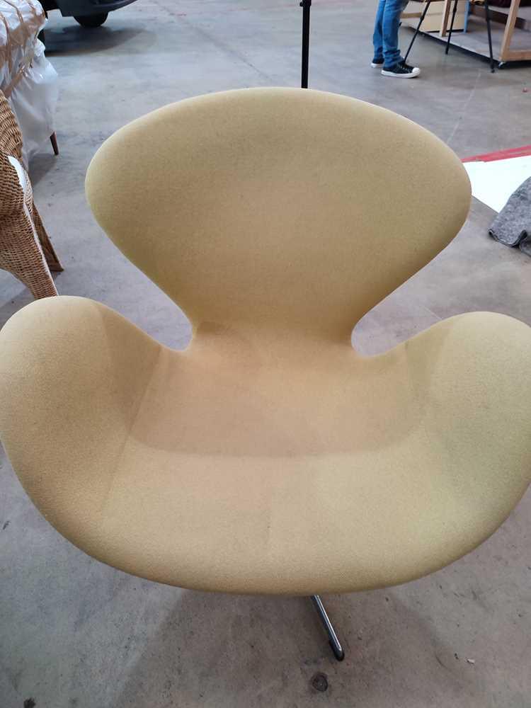 Arne Jacobsen (Danish 1902-1971) for Fritz Hansen Swan Chair, designed 1958 - Image 11 of 11