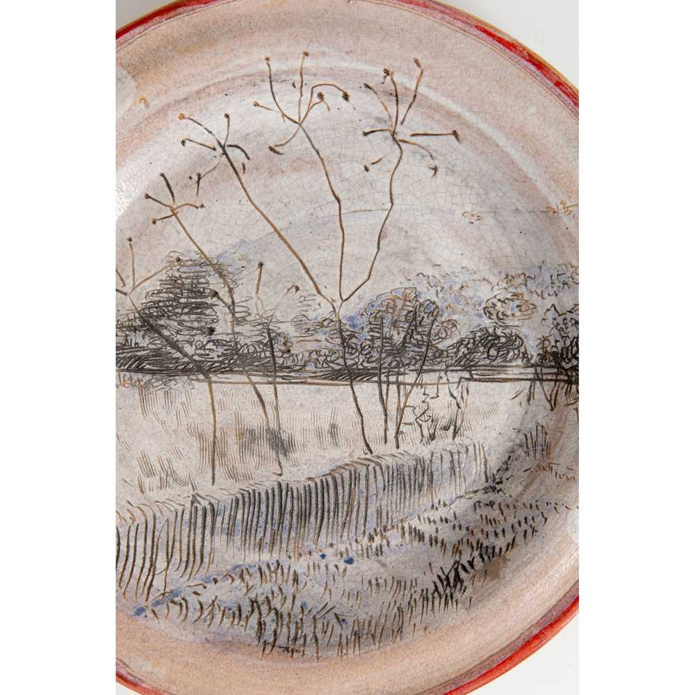 Quentin Bell (British 1910-1996) for Fulham Pottery Plate - Image 3 of 8