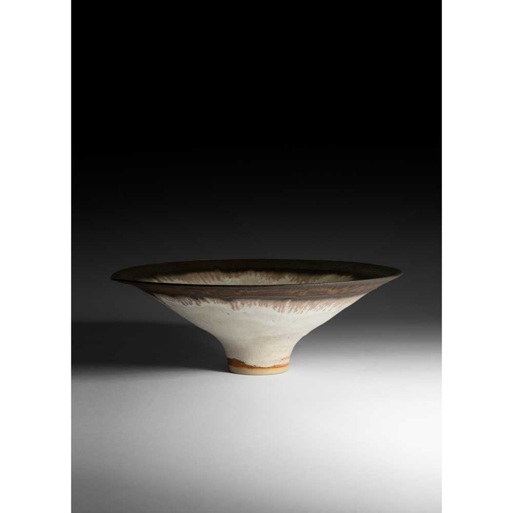 Dame Lucie Rie D.B.E. (British 1902-1995) Footed Bowl - Image 8 of 9