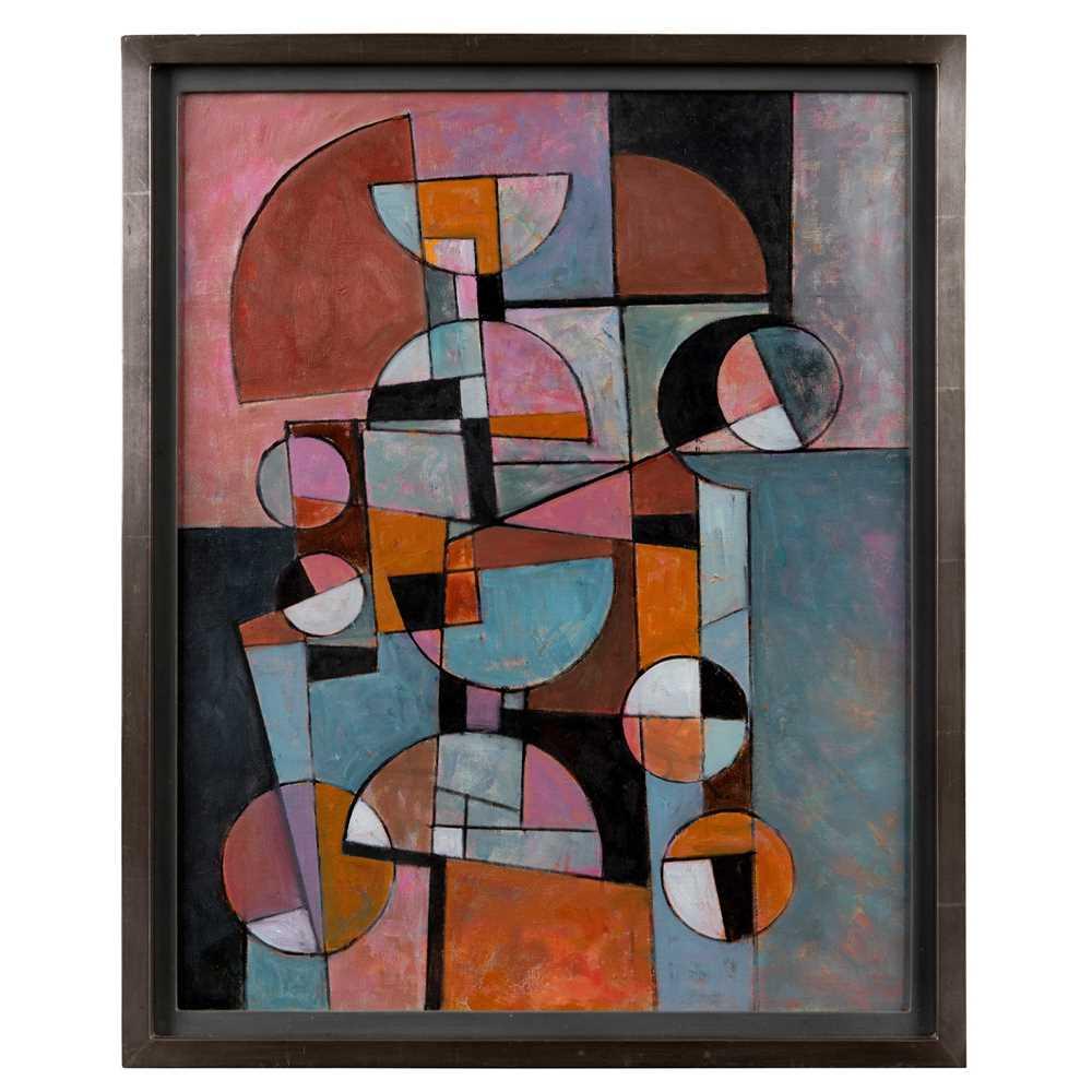 Paul Mount (British 1922-2009) Chimera, 1980