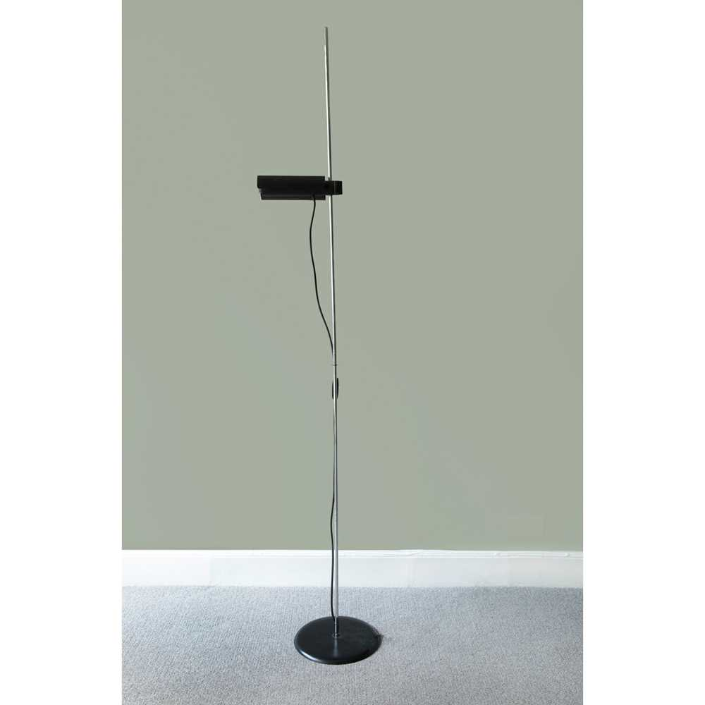 Vico Magistretti (Italian 1920-2006) for Oluce Dim 303 Floor Lamp - Image 4 of 4