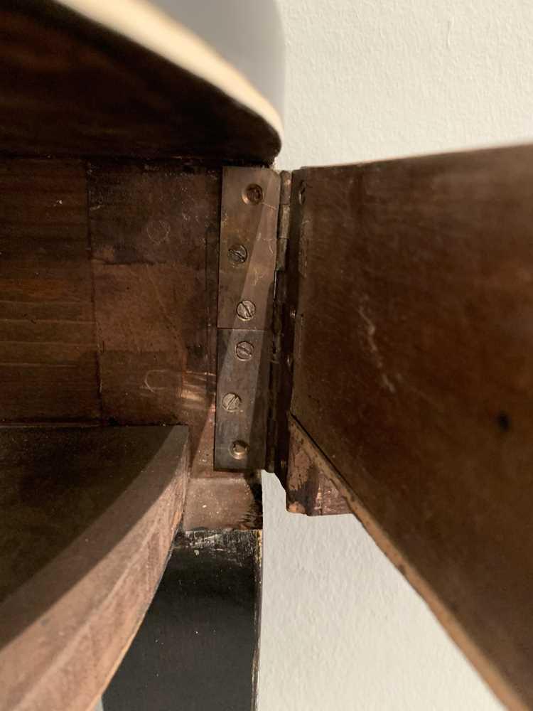 Gio Ponti (Italian 1891-1979) (attributed to) Pair of Pier Tables - Image 10 of 20