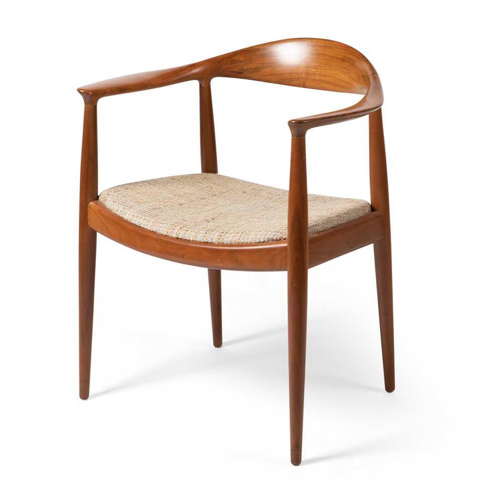 Hans Wegner (Danish 1914-2007) for Johannes Hansen The Chair - Image 2 of 7