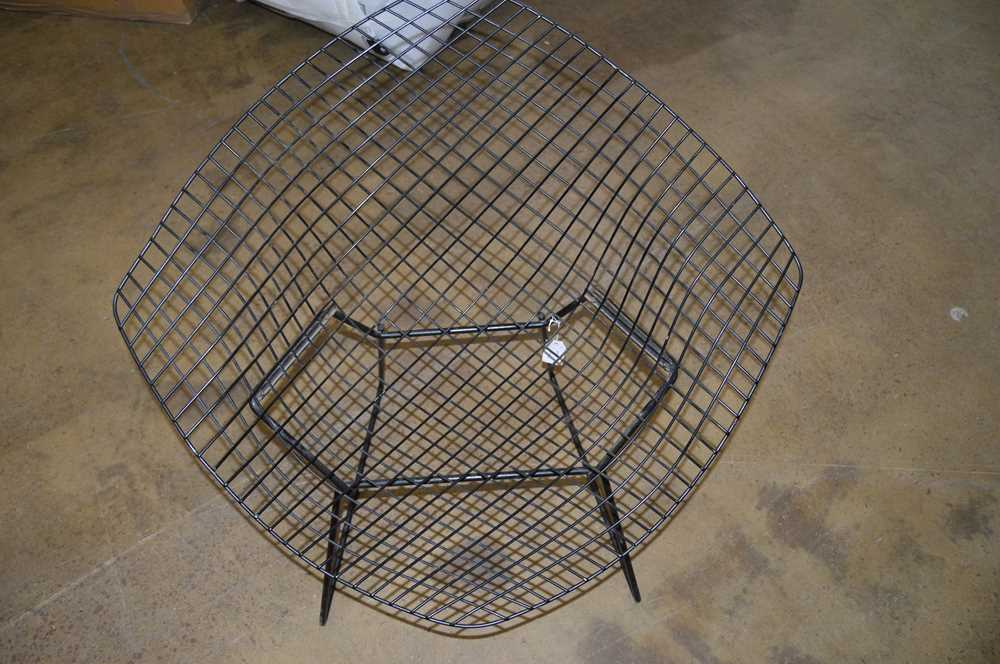 Harry Bertoia (American 1915-1978) Set of Four Diamond Chairs - Image 13 of 13