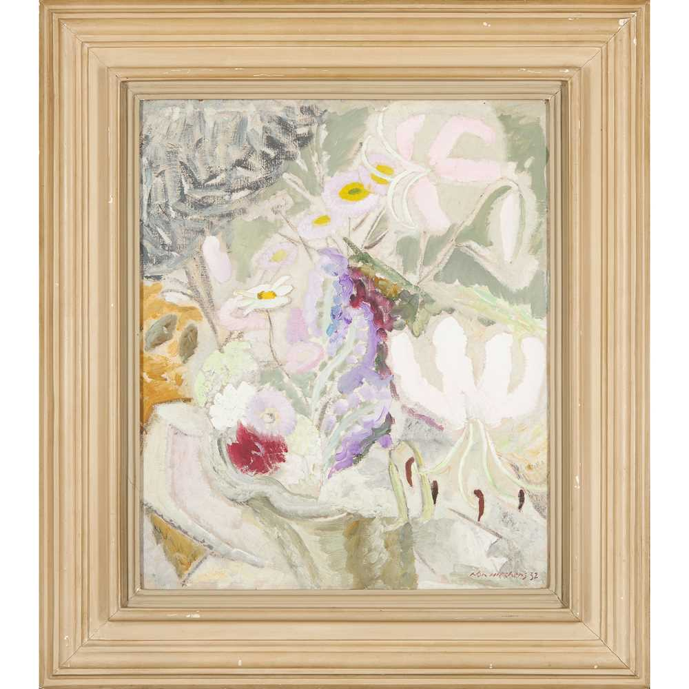 Ivon Hitchens (British 1893-1979) Spring Flowers, 1932 - Image 2 of 3