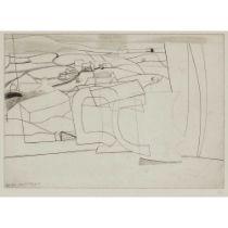 BEN NICHOLSON O.M. (BRITISH 1894-1982) TRENDRINE, 1948